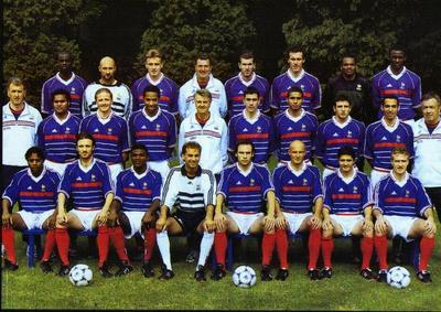 France 98 coupe du monde foot info - Coupe du monde foot 1998 ...